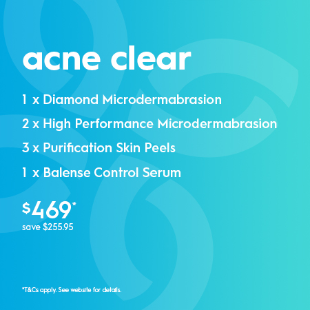Acne Clear Package
