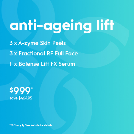 Anti-ageing-Transformation Package
