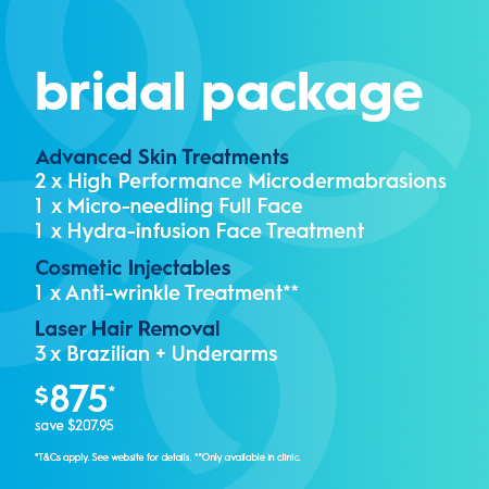 Bridal Transformation Package