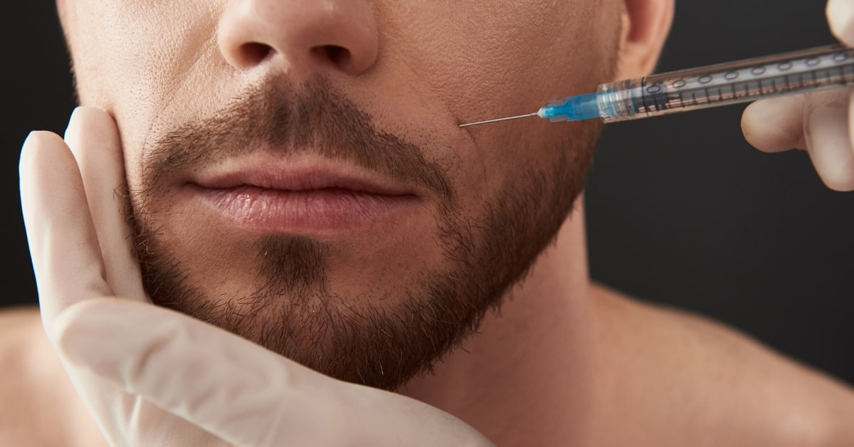 2020 beauty trends male injectables