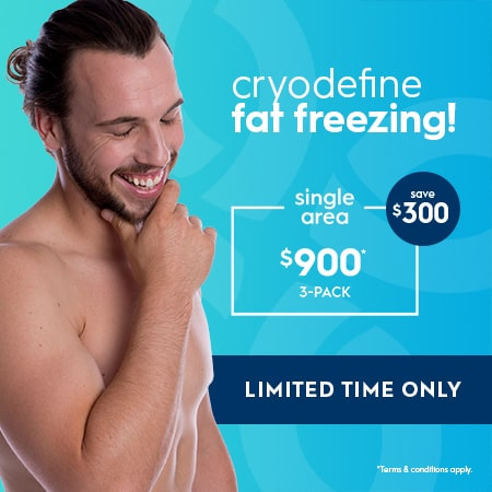 Cryodefine Fat Freezing - Single Area