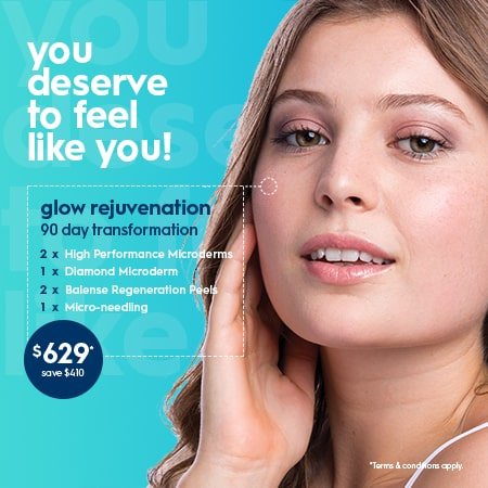 Glow Skin Rejuvenation 90 day transformation package