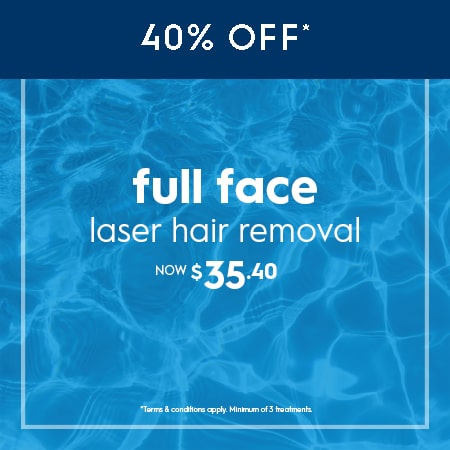 Laser Hair Removal Full Face