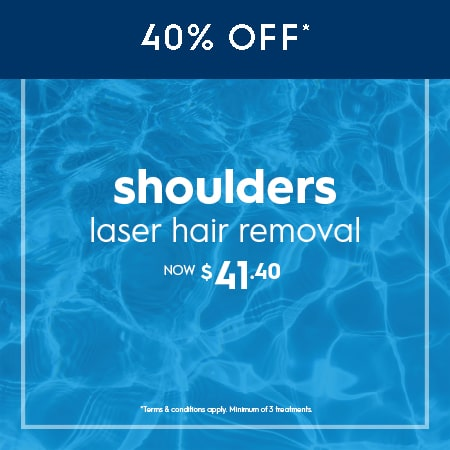 Laser Hair Removal Shoulders