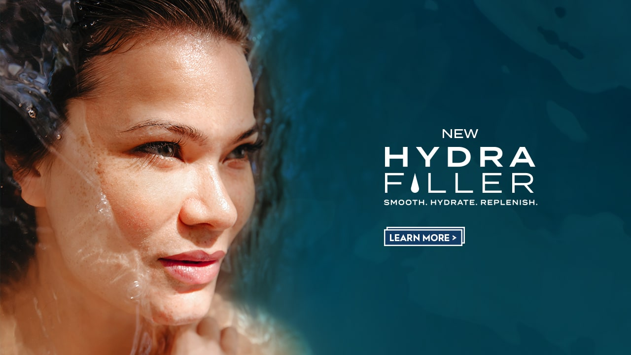 Hydrafiller cosmetic injectable