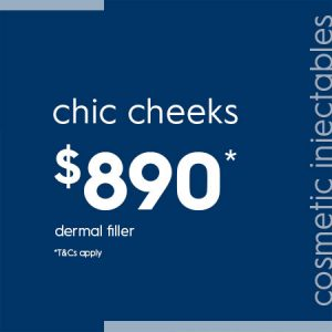 chic cheeks fillers and injection pricing