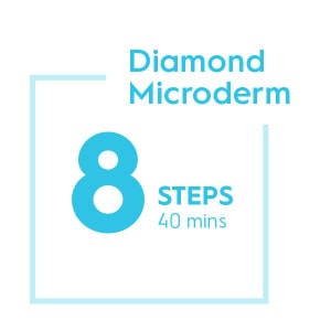 8 Step Diamond Microderm