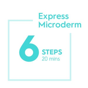 6 Step Express microdermabrasion