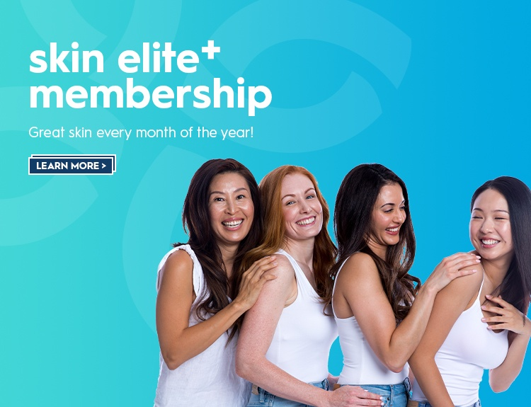 Skin elite plus membership only at Australian Skin Clinics