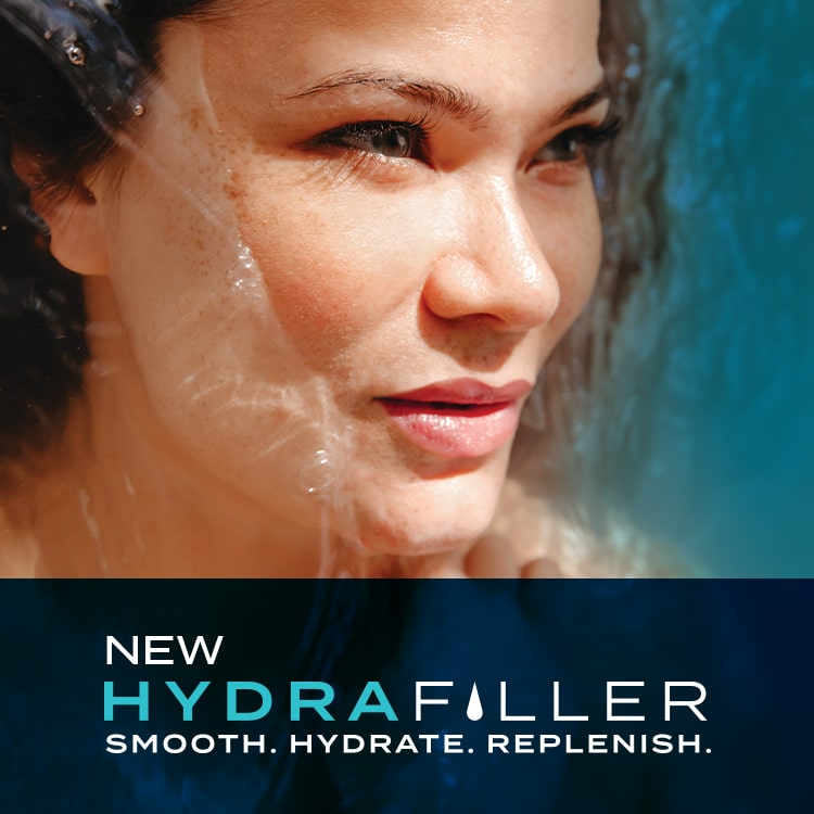 new cosmetic injectable HydraFiller
