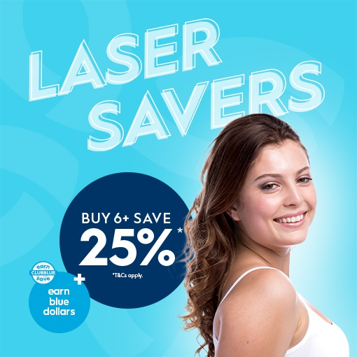 Laser Savers at Australian Skin Clinics